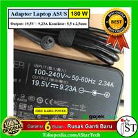 Adaptor charger asus ROG GL502VM GL502VS GL502 GL502V 19.5V 9.23A - Hitam