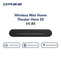 OASE Bluetooth Speaker Portable Dynamic Audio Bass Garansi 1 Tahun S5