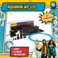 MESIN TOP FILTER BOX AQUARIUM AQUASCAPE AKUARIUM AQUAMAN WP 650