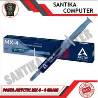 THERMAL COMPOUND ARCTIC MX 4 4GR PASTA GREASE MX4 4GRAM MX-4 ORIGINAL