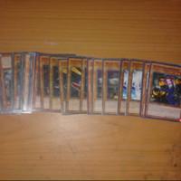 kartu Yugioh TCG tipe Dragon, Lightsworn, Staple monster counterfeit