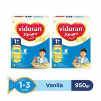 Vidoran Xmart 1+ Vanila/Madu 950g