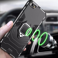 IPHONE 7 / 8 TRANSFORMER RING CASE BUMPER HARD COVER STANDING CASING