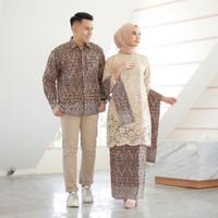 Baju Batik Couple premium LASKITA_batik kondangan,tunangan&lamaran