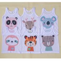 Bayi Bergambar size XL/ Kaos anak/Baju Bayi/Atasan (Sablon)