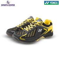 New Sepatu Badminton Yonex Tru Cushion Hydro Force 5 Yellow Black