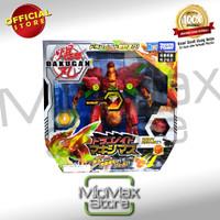 Pilihan Bakugan Battle Planet EX001 Dragonoid Maximus