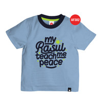 Baju Kaos Anak Laki Laki Afrakids Keren Lucu - My Rosul