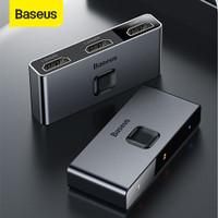 BASEUS MATRIX HDMI SPLITTER 4K 60HZ AUDIO ADAPTER FOR PS4 TV BOX