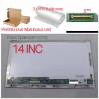 Layar LCD LED Laptop Toshiba Satellite C600 C640 L600 L640 L645 L740