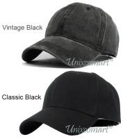 Plain Topi Baseball Hat Cap Casual Sport Distro Polos Pria Wanita - Classic Green