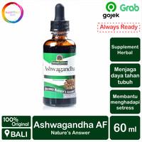 Natures Answer Ashwagandha 60 ml