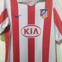 Jersey Atletico Madrid 2010 Home