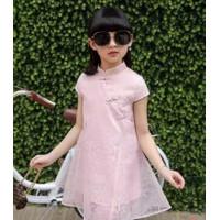 Dress Anak Perempuan Cheongsam Anak Baju Imlek