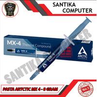 THERMAL PASTA ARCTIC MX 4 8GRAM ORI PASTA MX4 - 8GR MX-4 ORIGINAL