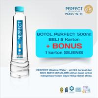 Perfect Alkaline water 500ml Minimal 5 karton