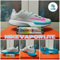 Sepatu Tenis NIKE AIR ZOOM VPR LITE - Grey/Blue/Pink