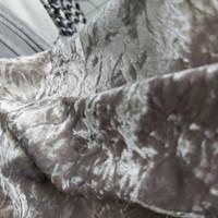 kain-bahan beludru/buludru bludru embos polos - coksu