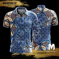 Batik Series Mekanuma - Nusantara 02