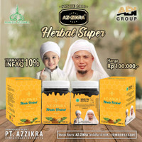 Madu Herbal Super Manis Az-Zikra Madu Az Zikra | Azzikra 500 gr
