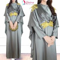 baju kaftan wanita muslim murah gamis kaftan pesta bordir mewah winara