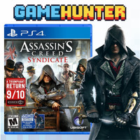 PS4 Assassins Creed Syndicate / Assassin's Creed Syndicate