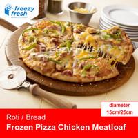 Frozen Pizza Chicken Meatloaf