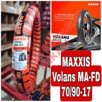 Ban Maxxis 70/90-17 Volans MA-FD TL