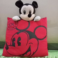Bantal Mobil Disney Mickey Mouse
