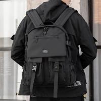 TR2069# Oxford Cloth Backpack Tas Ransel Travel Sekolah Kuliah Pria