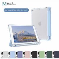 MILS Casing Transparan Trifold iPad Air 3 4 Pro 11 Mini 4 5 2018/19/20