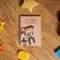 My Baby Journal - COVER D