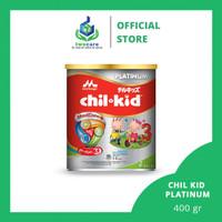 Morinaga Chil Kid Platinum 400 gr Moricare - Vanila