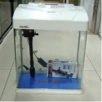 Aquarium Fashion Mini Set Bending Kaca Import XiLong XQ 380 AA
