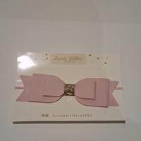 Lovely Littles Headband - Merah Muda