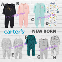 Sleepsuit Carters Carter Carter's - Baju Tidur Bayi Branded New Born