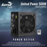 AeroCool United Power 500W 80 Plus PSU