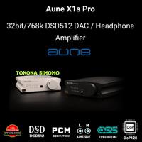AUNE X1s Pro Hi-Fi 32Bit/768k DAC Headphone Amplifier