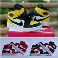 Sepatu Anak Nike Air Jordan 1 Blue Red White
