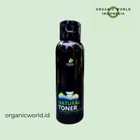 AQUILA HERB Natural Toner/ Toner Cuka Apel untuk Jerawat dan Komedo