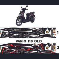 STICKER STRIPING THAILOOK MOTOR vario 110 old VARIASI STICKER ALL VARI