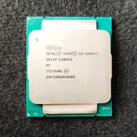 Prosesor Intel® Xeon® 12Cores 24Thread E5-2680 v3 Cache 30M, 2,50 GH