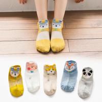 Kaos Kaki bayi anak import motif - Set A, 1-3 tahun