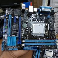 Mobo Motherboard H61 Asus Gigabyte Socket 1155