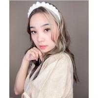 BANDO HEADBAND MILKSHAKE HEADBAND KOREA AKSESORIS WANITA KEKINIAN 2021