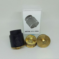 ARTHA V1.5 RDA 24MM DOUBLE COIL - CLONE BY BEST CLONE