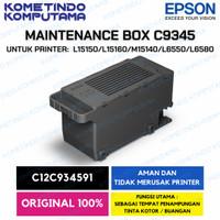 Maintenance Box Epson C12C934591/L6550-6580/L15150-160/M15140 100% Ori