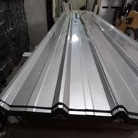 Spandek 0,3mm Real x 5m / Spandeck Galvalum / Atap Spandek