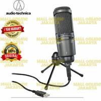 Mic Condensor Audio Technica At2020 Usb Original Microphone at 2020