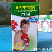 Appeton Multivitamin Lysine (60 tablet) | Original import